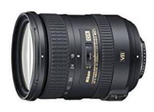 Objetivo Nikon AF-S DX 18-200mm F3.5-5.6 G ED VR II.