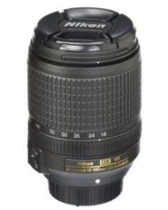 Nikon AF-S DX NIKKOR 18-140 f/3.5-5.6G ED VR segunda mano