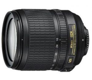 Nikon AF-S DX VR 18-105mm G
