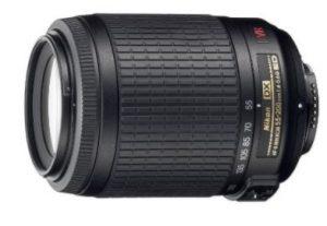 Nikon AF-S DX VR 55-200mm F4-5.6 G