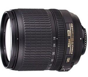 Nikon Nikkor AF-S 18-105mm f/3.5-5.6G ED DX VR