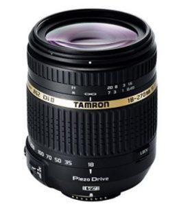 Tamron 18-270 mm Di II VC PZD - Objetivo para Nikon