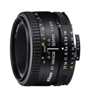 Nikon 50 mm / F 1.8 AF D