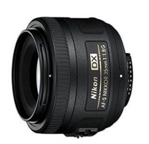 Objetivo Nikon AF-S DX 35mm 1.8 G