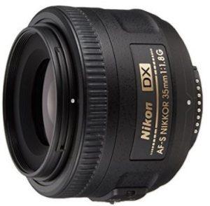 objetivo nikon 35mm 1.8
