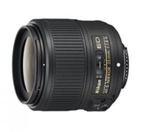 Objetivo 35mm Nikon