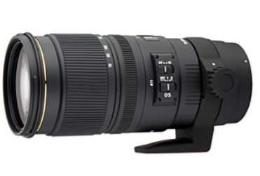 Sigma 70-200mm f2.8 EX DG OS HSM NAF - Objetivo para Nikon