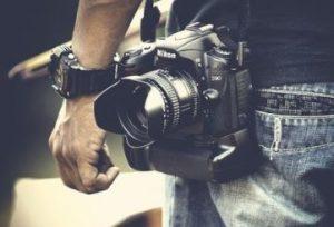 cámaras y objetivos autores web