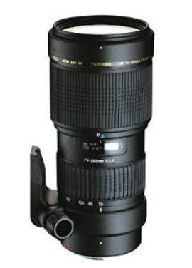 Objetivo Nikon 70-200 Tamron