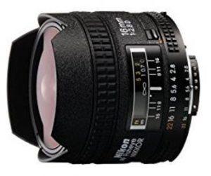 Nikon AF Fisheye Nikkor D 16mm F2.8