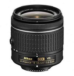 objetivos Nikon dx de calidad