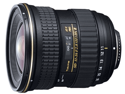 Objetivos Tokina para Nikon