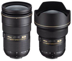 comprar objetivo Nikon 24-70