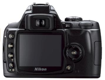 Nikon d40x precio