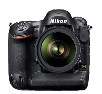 Nikon d4 precio