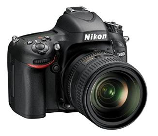 Nikon d600 cámara