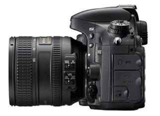 Nikon d600 cámara más objetivo
