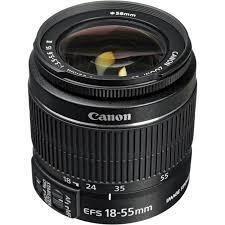 sección Canon 18-55 y más