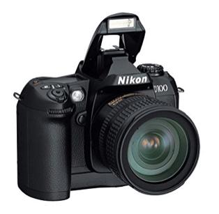 Nikon d100