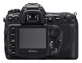 Nikon d200 pantalla