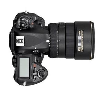 Nikon d2x precio