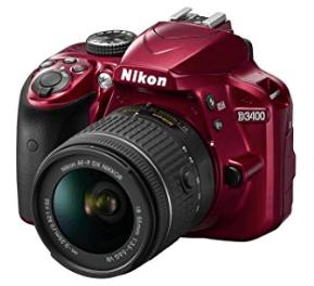 Oferta Nikon d3400