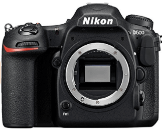 Nikon 500