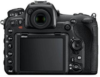 Nikon 500 pantalla