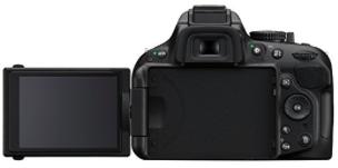 Nikon d5200 pantalla abatible