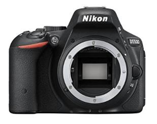 Nikon d5500 cuerpo