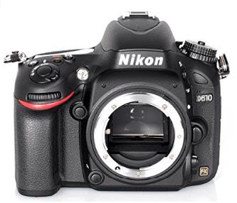 Nikon d610 precio