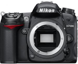 Nikon d7000 enfoque cámara