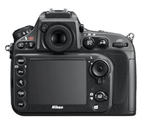 Nikon d800 pantalla