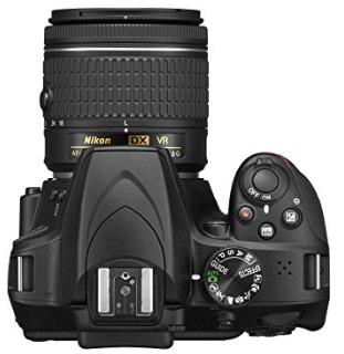 Nikon d3400 enfoque