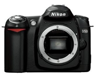 Nikon d50 tu oferta