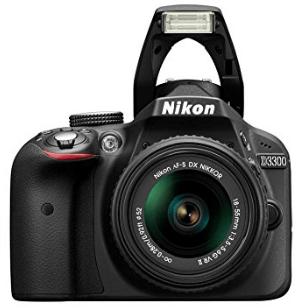 Oferta Nikon 3300