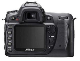 Nikon d80 información