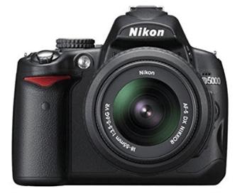 Nikon d5000 precio