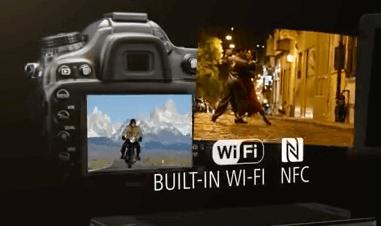 Nikon d7200 wifi