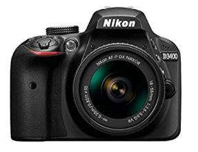 Información Nikon d3400