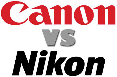 Nikon d70 canon