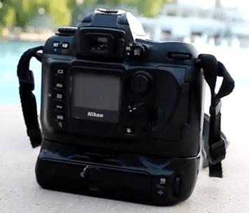 Nikon d100_monitor