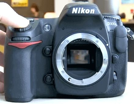 Modelo Nikon d300s