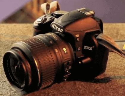Modelos Nikon d3100