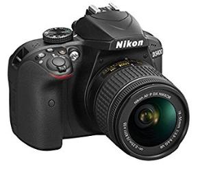 Nikon d3400 toda la información