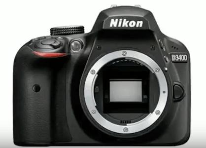 modelo Nikon d3500