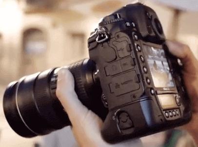 Modelos Nikon d4s