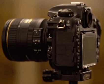 Modelo Nikon d500