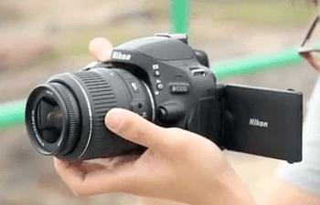 Modelo Nikon d5100