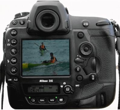 Modelo Nikon d5